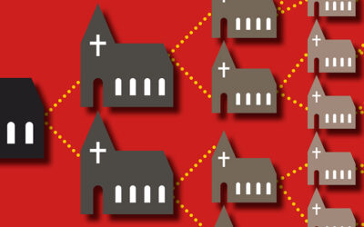 Når kirker planter nye kirker